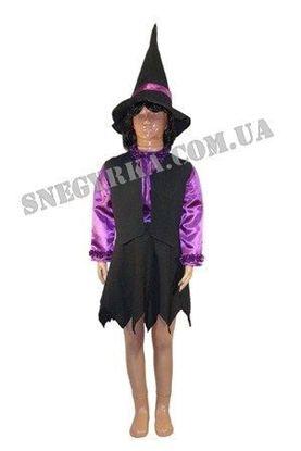 Детский костюм Ведьмы прокат