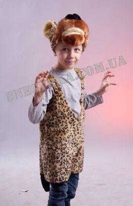 Костюм Леопард напрокат