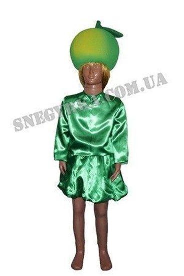 костюм Яблоко прокат