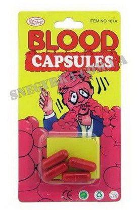 Набір кров в капсулах