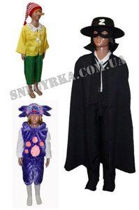 Изображение для категории Карнавальные костюмы для детей