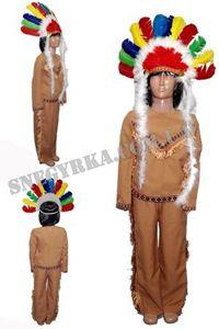 Изображение для категории Костюмы индейцев