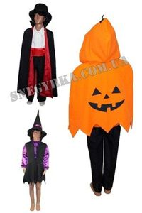 Изображение для категории Костюмы на Хэллоуин для детей
