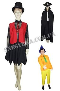 Зображення для категорії Прокат карнавальних костюмів для дорослих