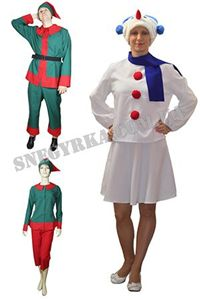 Изображение для категории Новогодние костюмы для взрослых