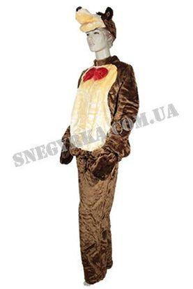 костюм ведмедя