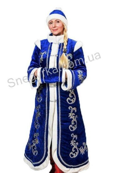 Новорічний костюм Снігуроньки e07ac575d05d3