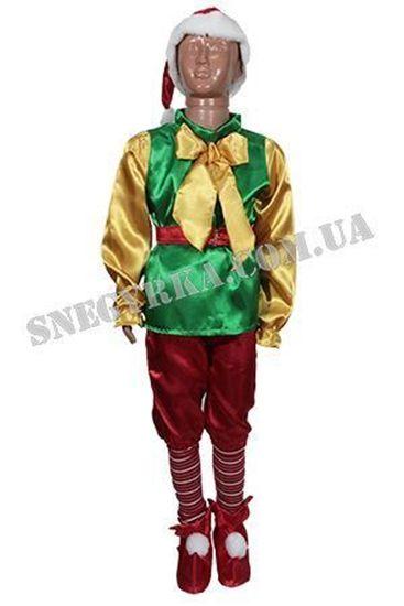 костюм эльфа для ребенка