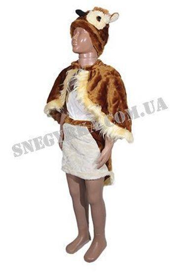 костюм совы напрокат