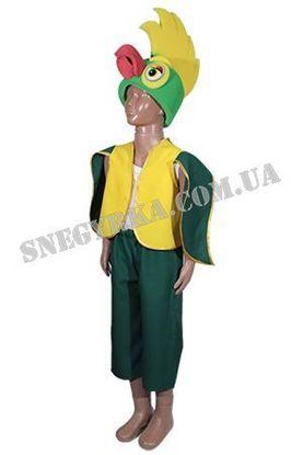 костюм папуга