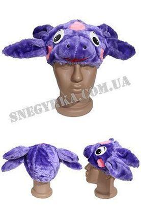 Карнавальна шапка Лунтіка