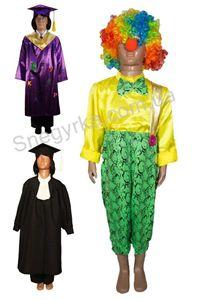 Изображение для категории Прокат тематических костюмов и костюмов профессий
