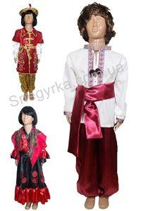 Зображення для категорії Національні костюми для дітей