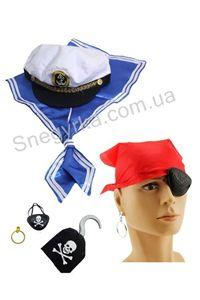 Зображення для категорії Моряцькі та піратські аксесуари