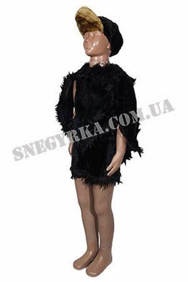 костюм вороны