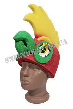 маска папуга