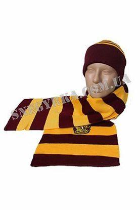 Шарф и шапка Гарри Поттера купить