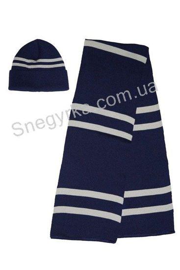 комплект шапка и шарф Когтевран