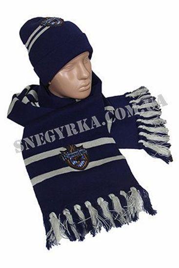Комплект шапк-шарф Когтевран