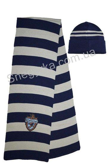 Нобор шарф с шапкой Когтевран