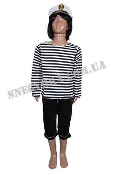 костюм моряк