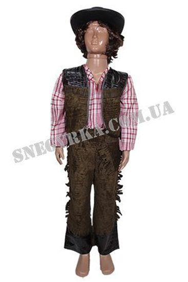 костюм ковбой