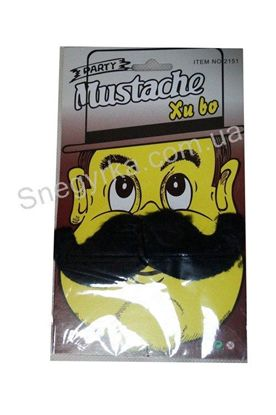 Усы карнавальные купить