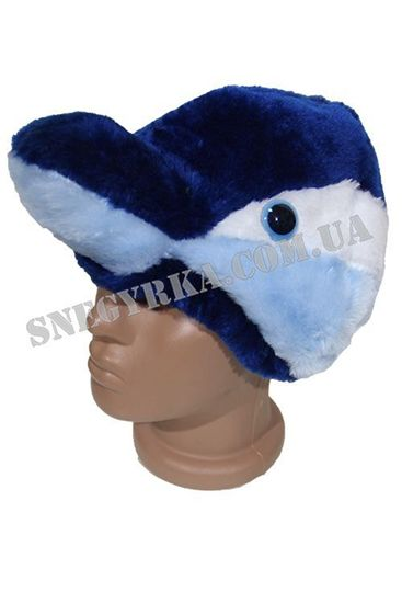 Карнавальная маска Дельфин