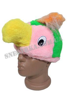 Карнавальна маска Папуги
