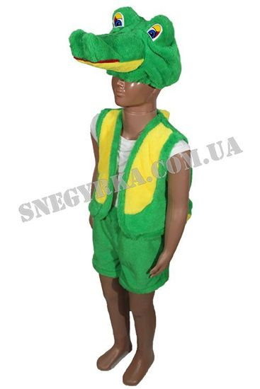 Костюм Крокодила для хлопчика