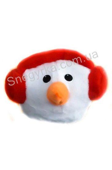 маска сніговик