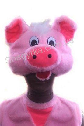 маска свинка