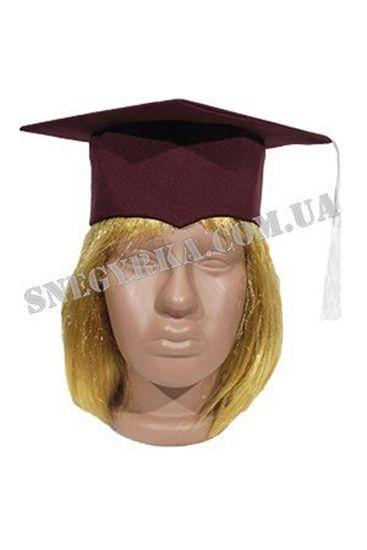 детская шапка профессора