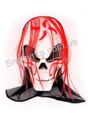 маска смерті