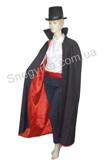 костюм вампір