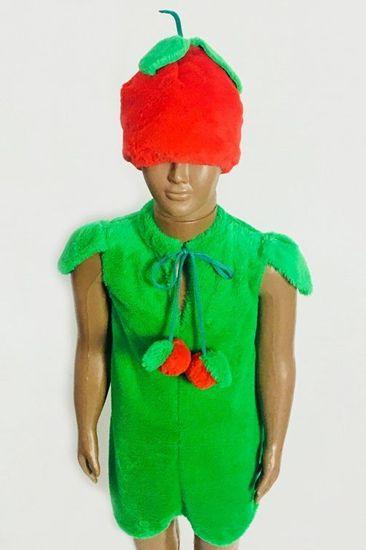 костюм ягідка