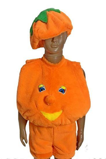 костюм апельсина