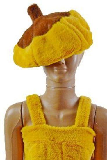 карнавальна шапка жолудя