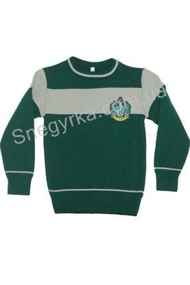 свитер Слизерин