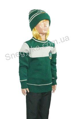 комплект свитер и шапка