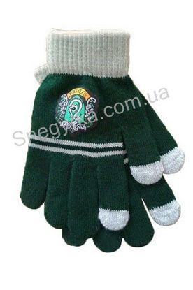 перчатки Слизерин для сенсорного екрана