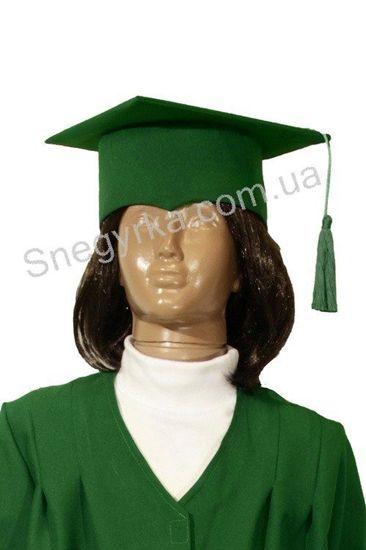 шапка ученого детская