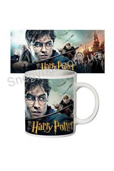 чашка кава Гаррі Поттер