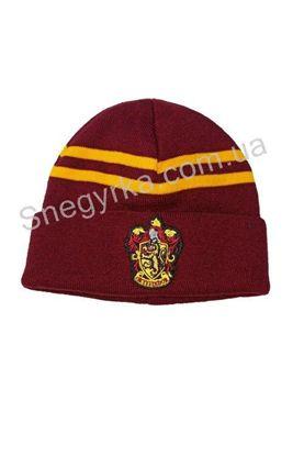 вязаная шапка Гарри Поттера