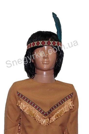 повязка індіанця